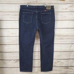 Wrangler | Dark Wash Regular Fit Jeans